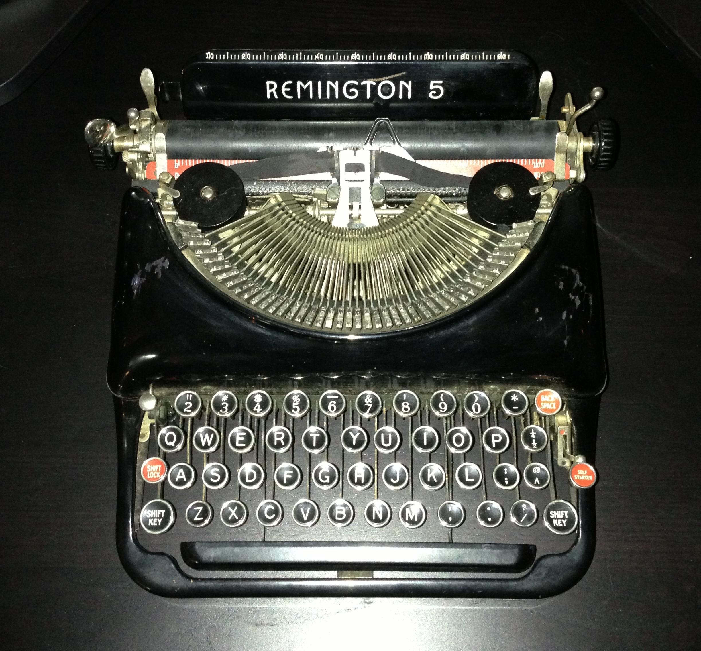 Remington 5